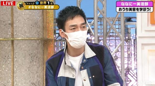 『7.2 新しい別の窓#42』に出演する草なぎ剛(C)Abema TV Inc.の画像