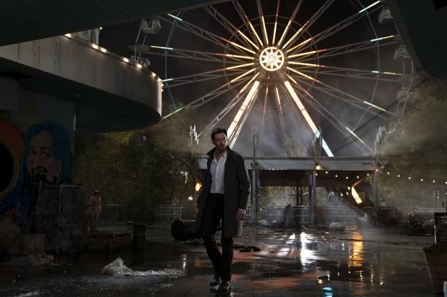ヒュー・ジャックマン主演、映画『レミニセンス』(9月17日公開)(C) 2021 Warner Bros. Entertainment Inc. All Rights Reservedの画像