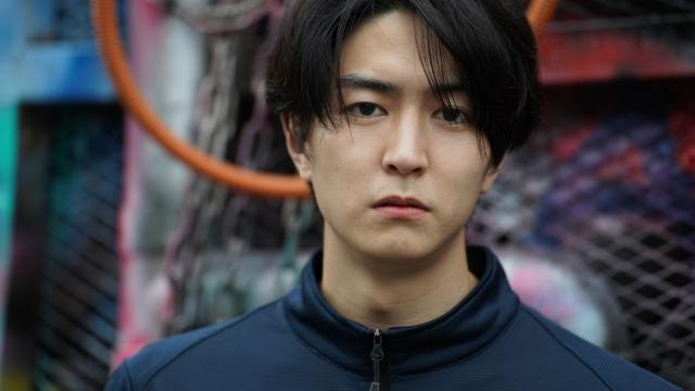 映画『恋い焦れ歌え』で長編映画に初主演する稲葉友(C)2021「恋い焦れ歌え」製作委員会の画像