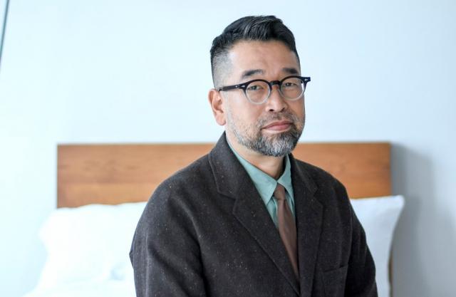 ノンフィクション書籍『槇原敬之 歌の履歴書』発表する槇原敬之 撮影:濱田晋の画像