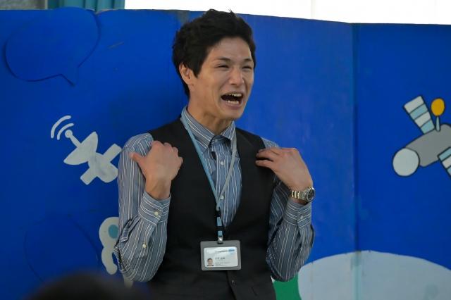 『おかえりモネ』で朝ドラ初出演を果たしたもう中学生(C)NHKの画像