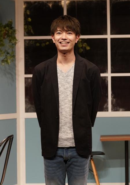 『恋するアンチヒーロー』WBB 10周年公演に出演する高田翔の画像