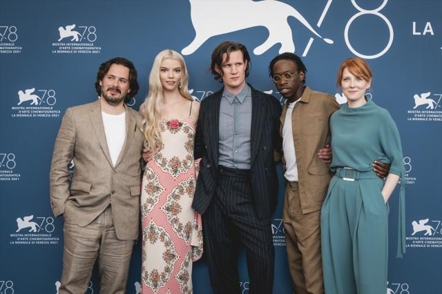「第78回ベネチア国際映画祭」アウト・オブ・コンペティション部門でワールドプレミアを飾った、エドガー・ライト監督最新作『ラストナイト・イン・ソーホー』(12月公開)の画像