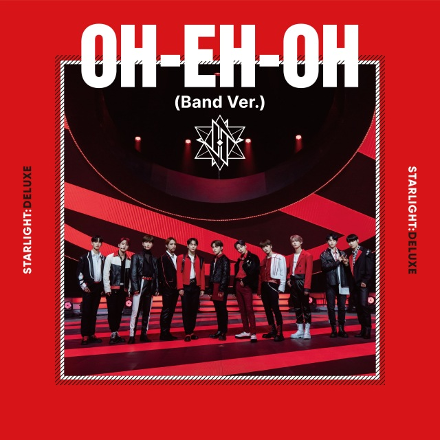『JO1 Live Streaming Concert STARLIGHT:DELUXE』で披露した「OH-EH-OH(Band Ver.)」のリリースが決定の画像