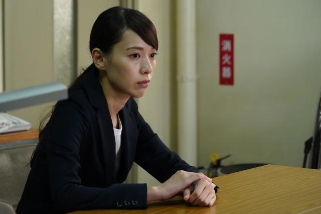 『ハコヅメ~たたかう!交番女子~』第8話に出演する戸田恵梨香 (C)日本テレビの画像