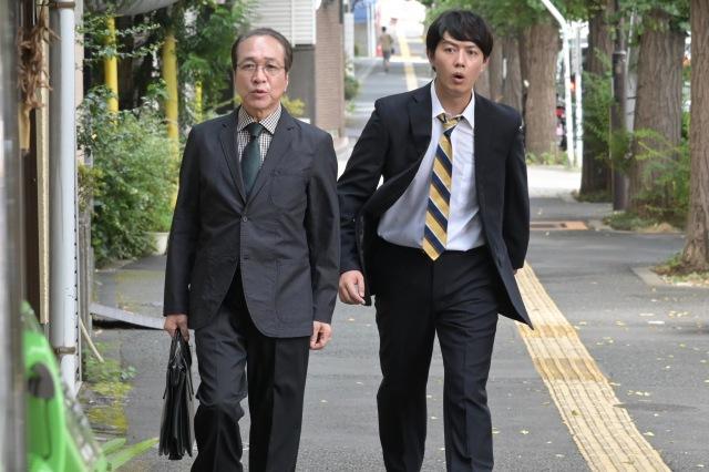 テレビ朝日のドラマスペシャル『欠点だらけの刑事』が第2弾 (C)テレビ朝日の画像