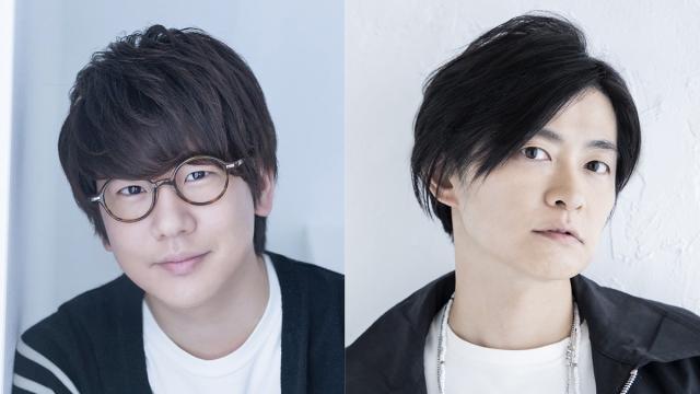 ニッポン放送『鬼滅ラヂヲ』のレギュラー放送が決定(左から)花江夏樹、下野紘の画像