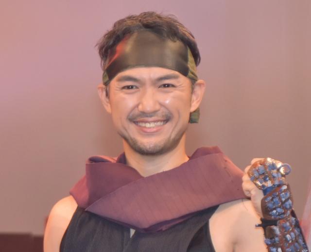 伯父・田村正和さんは「唯一無二の役者」と語った田村幸士 (C)ORICON NewS inc.の画像