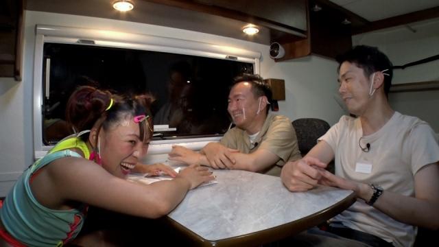 9日放送『かまいたちの知らんけど』ゲストにフワちゃんが登場 (C)MBSの画像