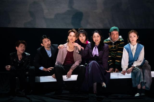 上田竜也による主演舞台『Birdland』初日開幕 撮影:引地信彦の画像