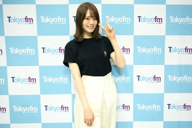 山崎怜奈(C)TOKYO FMの画像