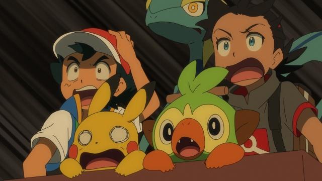 アニメ「ポケットモンスター」の場面カット(C)Nintendo・Creatures・GAME FREAK・TV Tokyo・ShoPro・JR Kikaku (C)Pokemonの画像