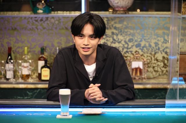 10日放送の『人志松本の酒のツマミになる話』に出演するSexy Zone・中島健人(C)フジテレビの画像