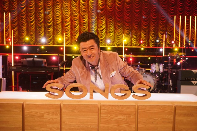 9月16日放送『SONGS』に出演する桑田佳祐(C)NHKの画像