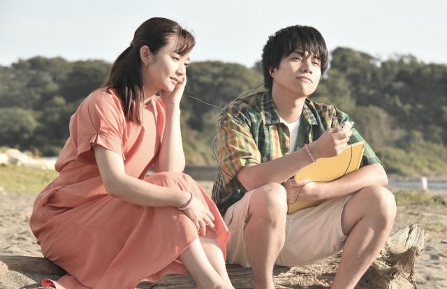『#家族募集します』第7話に出演する木村文乃、重岡大毅 (C)TBSの画像