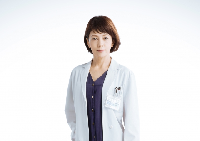 ドラマ『科捜研の女season21』主演を務める沢口靖子 (C)テレビ朝日の画像