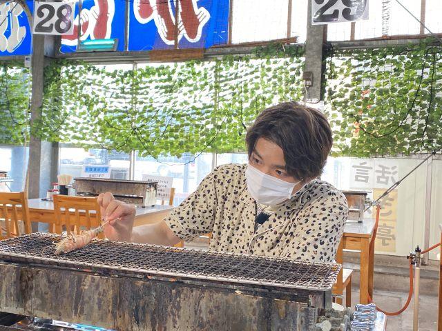 11日放送の『ゼロイチ』に出演する白洲迅 (C)日本テレビの画像