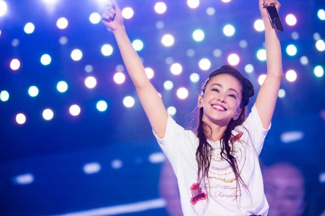 安室奈美恵さんの「Hero」が有線放送リクエストランキング<USENリクエスト J-POP HOT30>で3度目の1位を獲得の画像