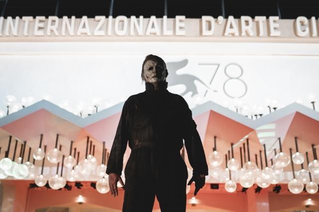 映画『ハロウィン KILLS』(10月29日公開)「第78回ベネチア国際映画祭」ワールドプレミアにブギーマン現るの画像