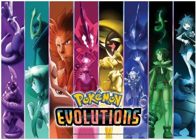 ポケモン25周年記念アニメ作品「Pokemon Evolutions」公開の画像