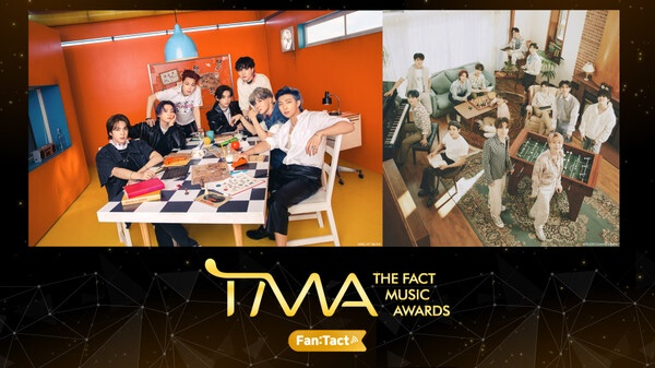 『2021 THE FACT MUSIC AWARDS』がHuluで独占ライブ配信決定(C) 2021 THE FACT & FANN STAR All rights reserved.の画像