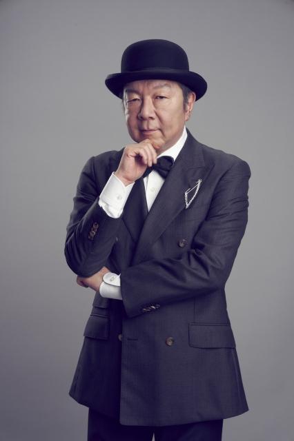 10月期木曜劇場『SUPER RICH』に出演する古田新太(C)フジテレビの画像