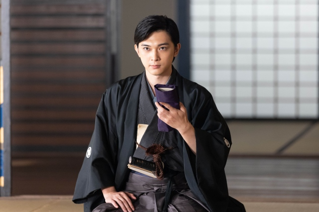 『青天を衝け』で主人公・渋沢栄一を演じている吉沢亮(C)NHKの画像
