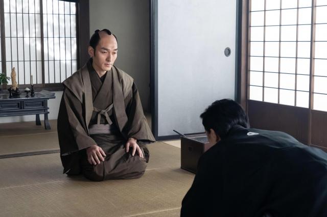 『青天を衝け』で徳川慶喜を演じている草なぎ剛(C)NHKの画像