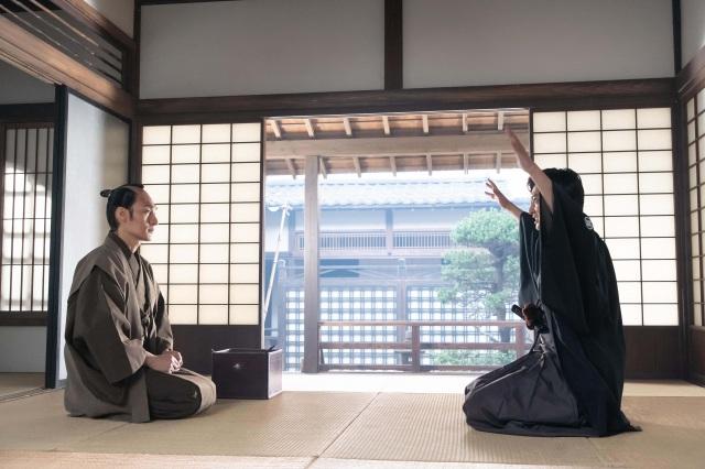 『青天を衝け』第26回「篤太夫、再会する」より(C)NHKの画像