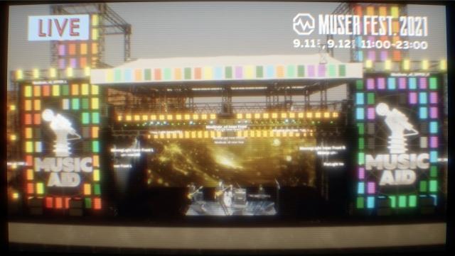 ハイブリッドな配信ライブを目指す『MUSERフェス』。海外からはDMC from RUN DMCの出演も注目されるの画像