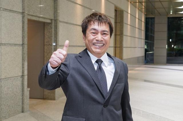 18日放送『ボイスII 110 緊急指令室』第9話に出演する平田広明(C)日本テレビの画像