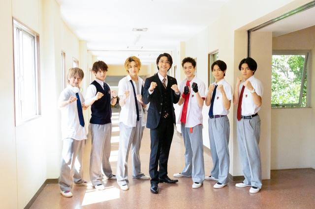 『ザ・ハイスクール ヒーローズ』第7話より (C)テレビ朝日の画像