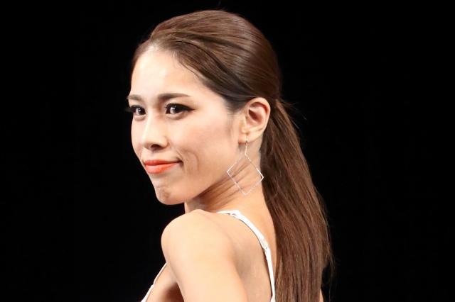 美ボディ大会『FITNESSSTAR JAPAN(フィットネススター)』に出場した小滝良美さん(写真/片山よしお)の画像