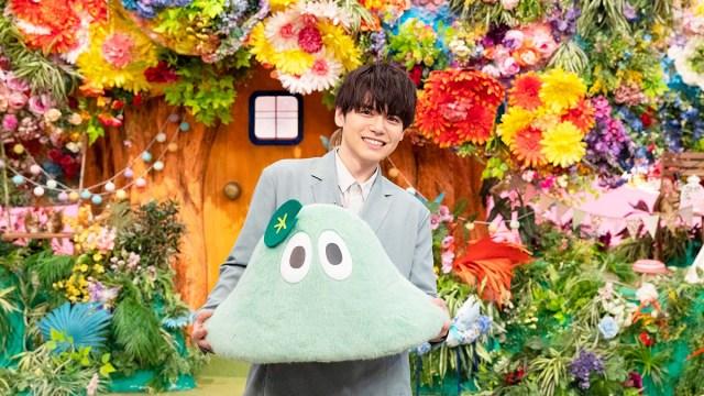 22日放送のEテレ『沼にハマってきいてみた』に出演する内田雄馬(C)NHKの画像