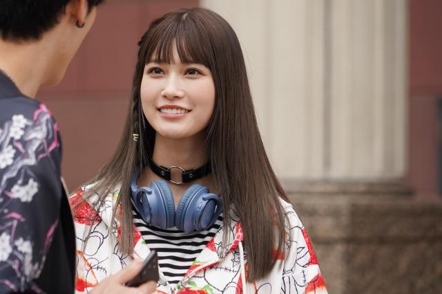 新水曜ドラマ『恋です!~ヤンキー君と白杖ガール~』への出演が決定した生見愛瑠 (C)日本テレビの画像