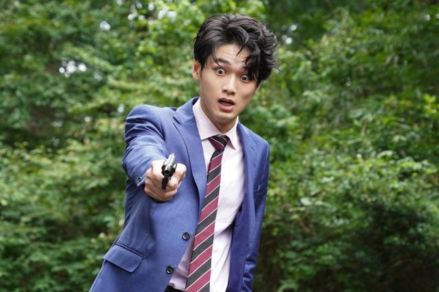 ドラマ『「ボイスII 110緊急指令室』に出演する中川大輔 (C)日本テレビの画像