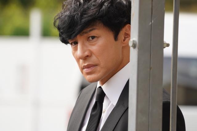 15日放送『刑事7人』で主演を務める東山紀之(C)テレビ朝日の画像
