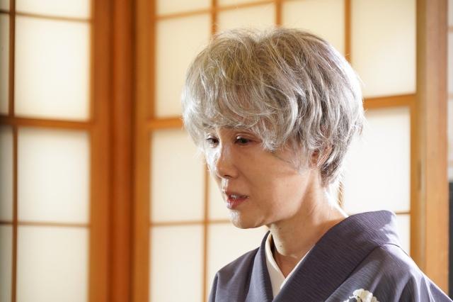 『ボイスII 110緊急指令室』第9話に出演する筒井真理子 (C)日本テレビの画像