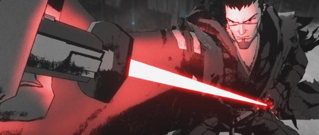 神風動画『The Duel』=『スター・ウォーズ:ビジョンズ』9月22日午後4時より、ディズニープラスで独占配信(C)2021 TM & (C) Lucasfilm Ltd. All Rights Reserved.の画像