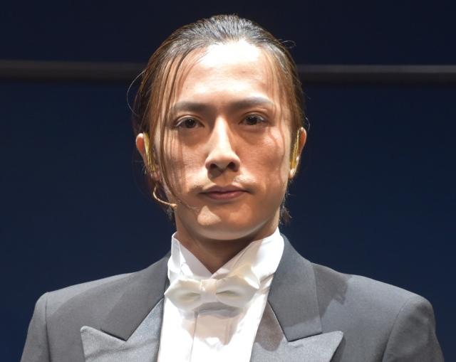 コロナ禍での音楽劇に感慨した内博貴 (C)ORICON NewS inc.の画像