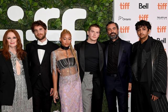 第46回トロント国際映画祭オープニング作品として上映された映画『ディア・エヴァン・ハンセン』(11月26日公開)レッドカーペット写真 (C)2021 Getty Imagesの画像