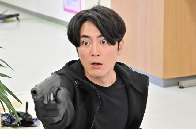 スペシャルドラマ『バンクオーバー!~史上最弱の強盗~』(C)日本テレビの画像