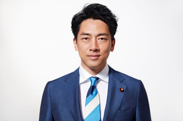 小泉進次郎環境大臣の画像