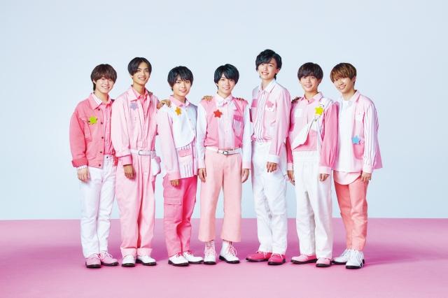 グループ初となる冠レギュラーラジオ番組『なにわ男子のオールナイトニッポン Premium』をスタートさせるなにわ男子の画像
