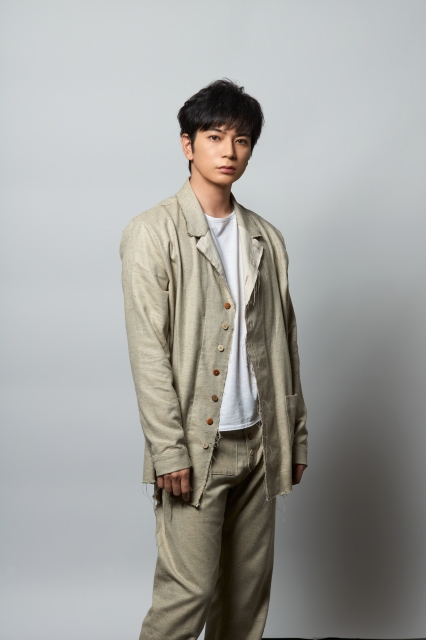 来年1月期のテレビ朝日木曜ドラマ枠『となりのチカラ』で主演する松本潤の画像