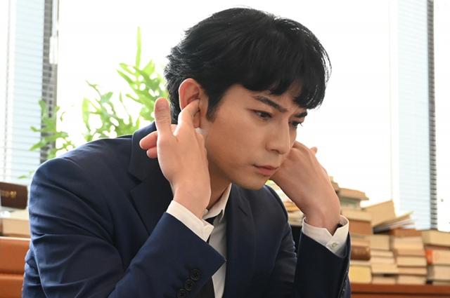 映画『99.9 -刑事専門弁護士- THE MOVIE』に主演する松本潤(C)2021『99.9 THE MOVIE』製作委員会の画像