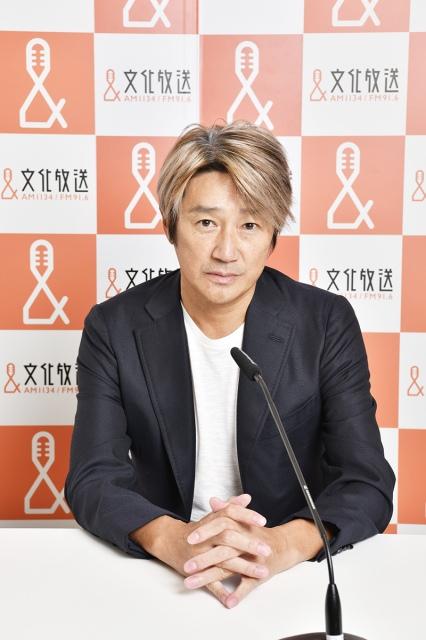 近藤真彦のラジオ新番組がスタート(C)文化放送の画像
