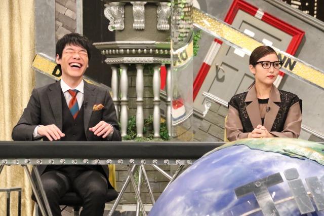 24日放送のバラエティー『全力!脱力タイムズ』(C)フジテレビの画像