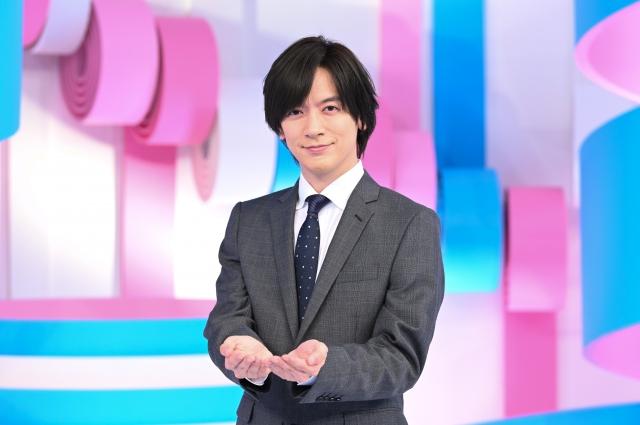 『ZIP!』新木曜パーソナリティーのDAIGO (C)日本テレビの画像