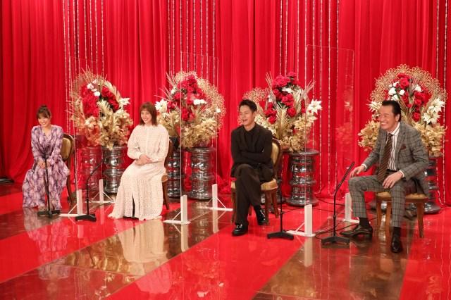 27日放送の『FNSドラマ対抗 お宝映像アワード』(C)フジテレビの画像